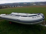 Schlauchboot Jet-Line 370 mit Yamaha