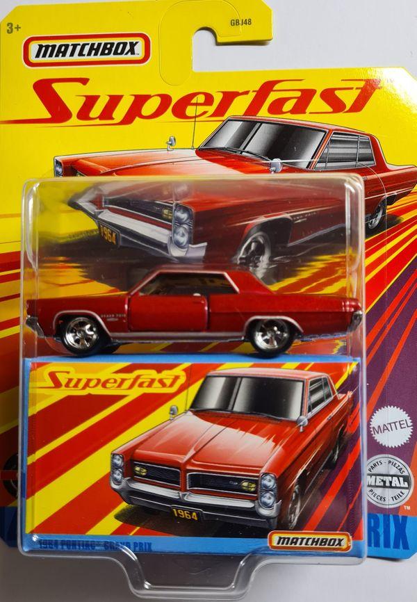 Matchbox Superfast 1964 Pontiac Grand