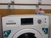Hisense Waschmaschine defekt