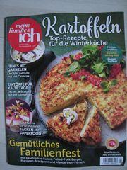 Zeitschrift meine Familie ich - Kartoffeln -