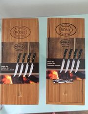 Rösle Steakmesser 2x 4 Stk