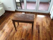 Sitzbank Truhe Tisch