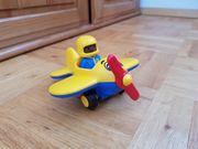 123 Playmobil Propellerflugzeug