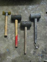 gummihammerset 4x