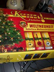 kabelloser Weihnachtsbaumkerzen 2 10 in