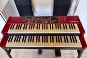 Nord C2 Hammond B3 und