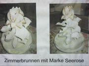 Romantischer Porzellan Zimmer Brunnen - Marke