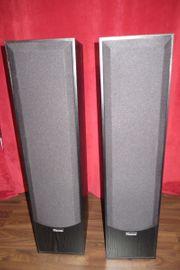 Standboxen Lautsprecher Magnat 145100 an