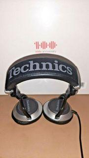 Professioneller DJ Kopfhörer Von TECHNICS