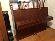 Piano Fazer Nußbaum
