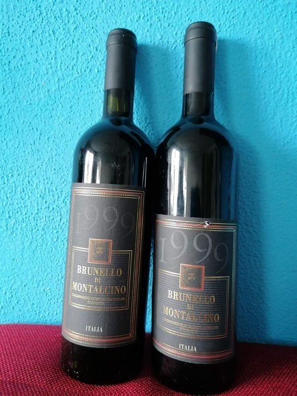 Brunello Wein di Montalcino 1999