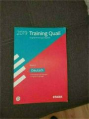 Training Quali Deutsch 2019
