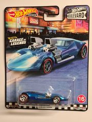 Hot Wheels Premium Twin Mill