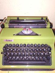 Schreibmaschine Typ Erika 100 105