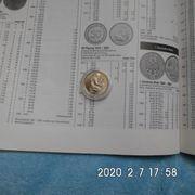 D-Mark 50 Pfennig 1991 ST