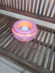 24cm Durchmesser Aschenbecher