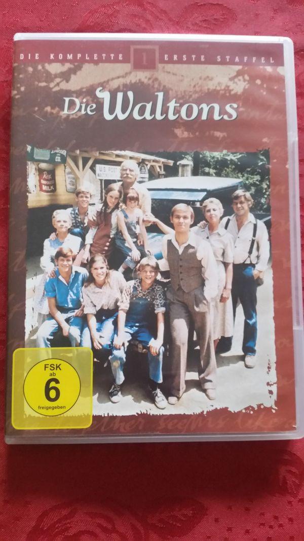 DVD Die Waltons - Die komplette