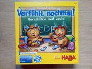 Haba-Spiel Verfühlt nochmal Buchstaben und