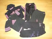 3 Teiliges Adidas Sport Set