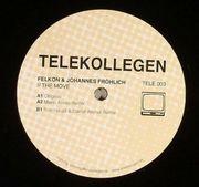 Felkon Johannes Fröhlich - The Move - Telekollegen