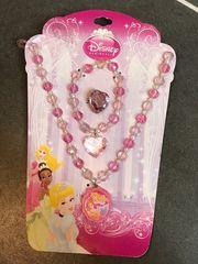 Neu Disney Princess Schmuckset 3er