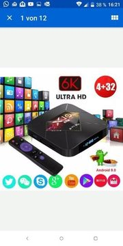 Android TV Box Smart-TV ohne