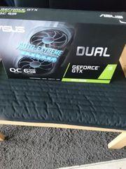 3x Grafikkarte GeForce GTX 1660