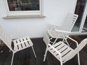 Verschenk Gartenstühle Campingstühle mit Auflagen