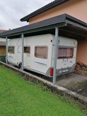 Wohnwagen Knaus Azur 550 TL