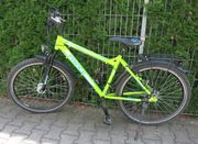 Jugend-Fahrrad Prince Sweeper 26 Zoll
