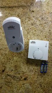 Wärmethermostat mit Wireless Steckdose