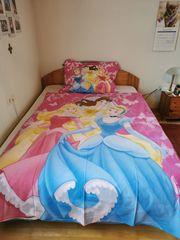 Bettwäsche Disney Prinzessinnen 135x200 mit