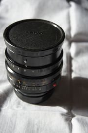 Leica Objektiv Noctilux M Leitz