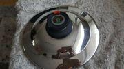 AMC Secuquick 20cm Schnellkochtopfdeckel Schnellgardeckel