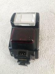 Aufsteck Blitz Nikon Speelight SB