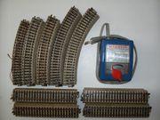 15 Märklin H0 M-Gleis Gleisanlage