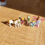 Playmobil magic Meerjungfrau Familie Feen-Familie
