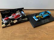 Formel 1 Modellautos 1 43
