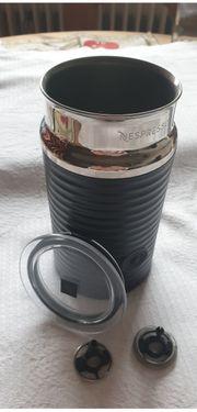 Milchschäumer Aerociner für Nespressomaschine DeLonghi
