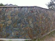 Schiefer-Steinfassade 1-4 cm schiefer fassaden