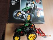 Lego Technic 8281 Traktor und