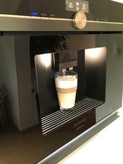 Kaffeevollautomat Siemens Studioline Einbau