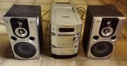 Sony HCD-HPX10W Home-Stereoanlage