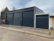 XXL Garage für Wohnmobile