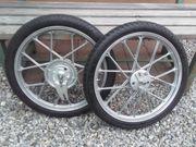 2 Puch Maxi Räder