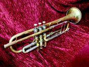 Trompete Adams A2 raw Brass