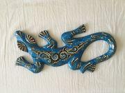Wanddeko Gekko Salamander