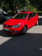 VW polo rot