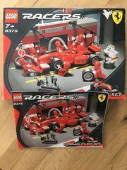 Lego Racers 8375- Ferrari Set