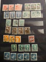 Briefmarken Litau
